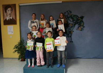 Recitacijsko tekmovanje/Szaval az iskola (2017/2018)